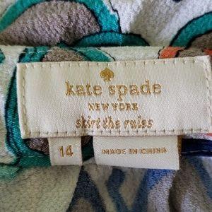 kate spade Skirts - Kate spade glasses skirt